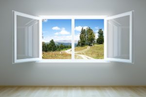fresh indoor air