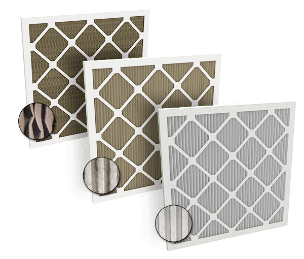 Heating and Cooling System Air Filter