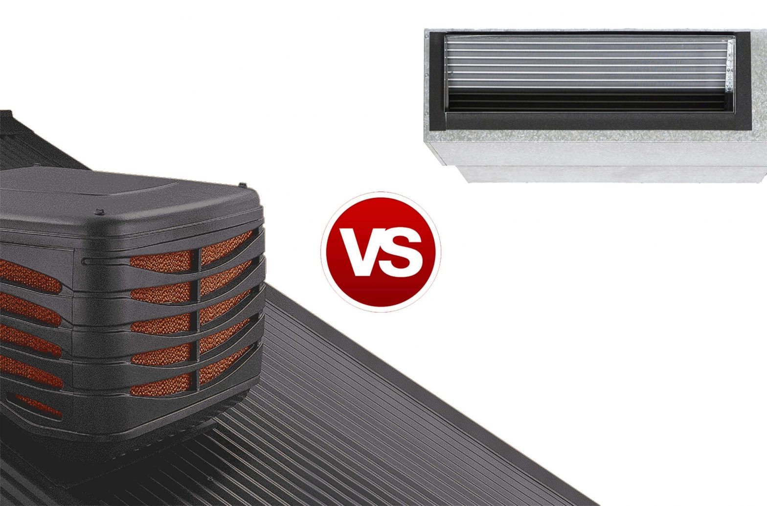 Evaporative Cooling vs. Refrigerated Cooling